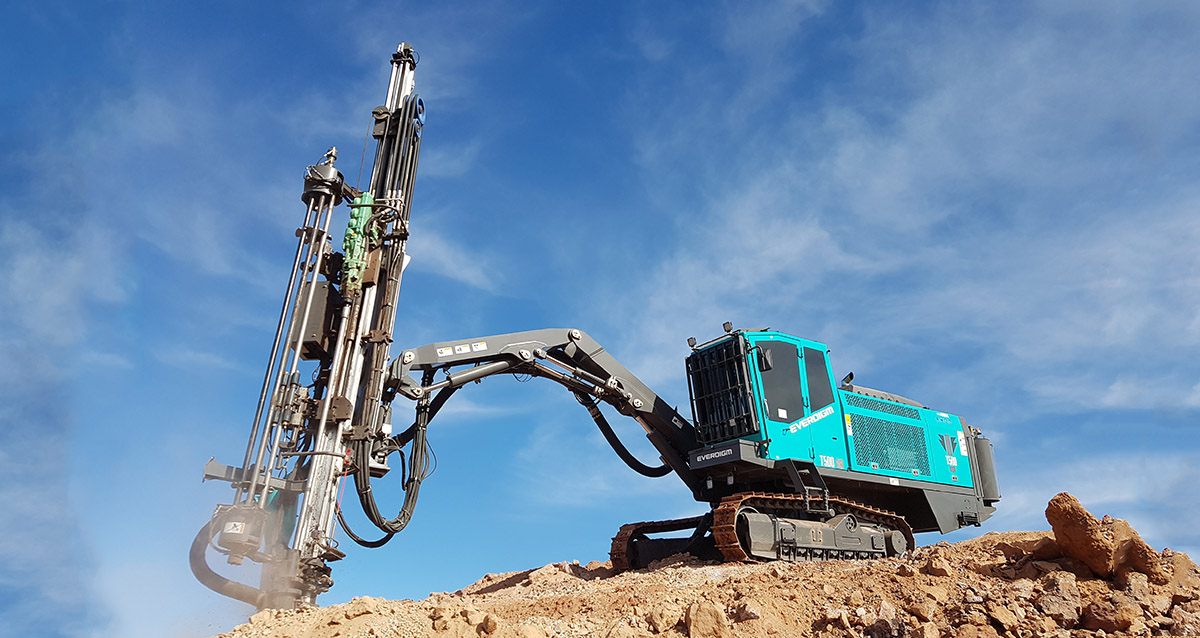 everdigm T500_Top Hammer Drill rig_main01.jpg